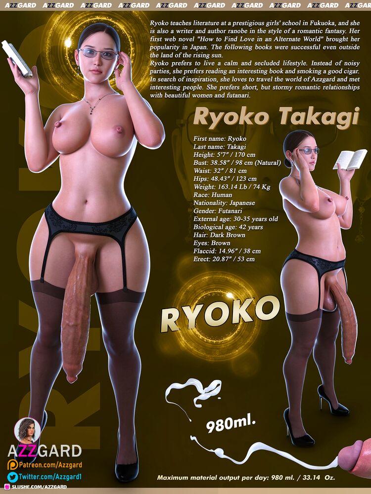 Ryoko - Character Profile