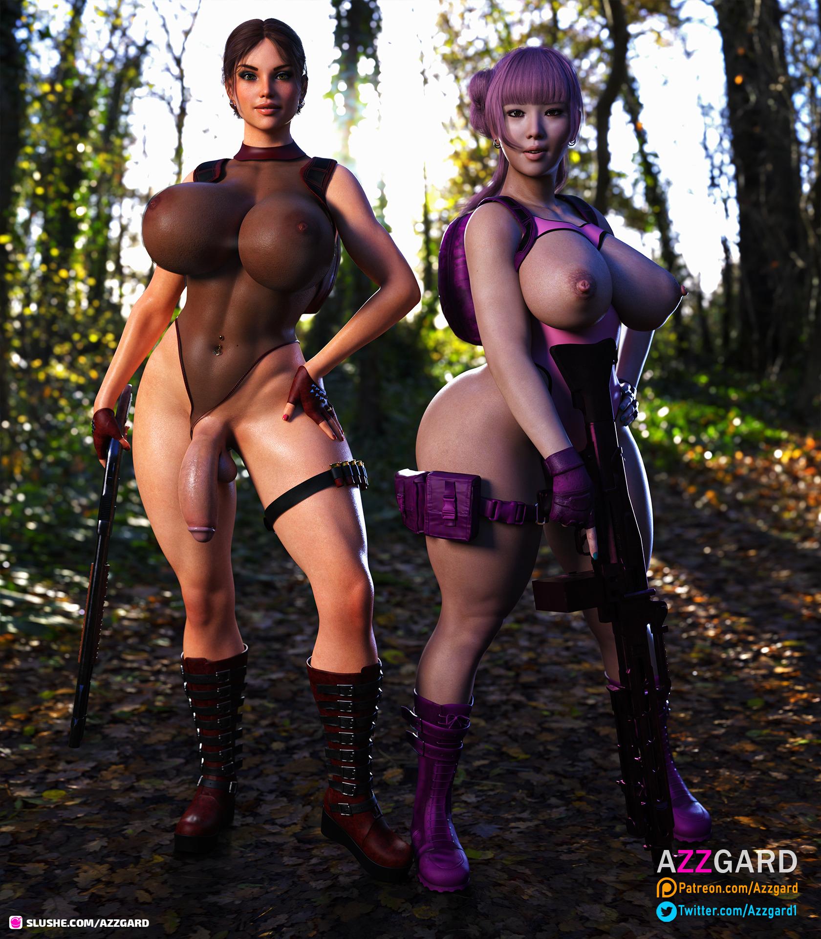 Marioka and Natalia #02