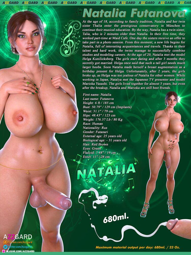 Natalia - Character Sheet