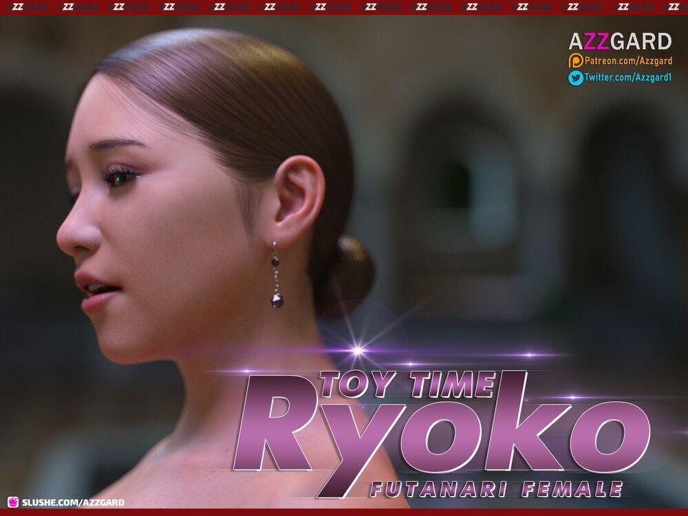 Ryoko - Toy Time
