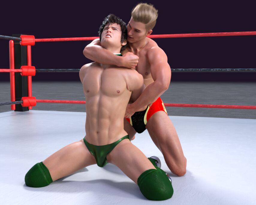 Male Wrestling Samplers