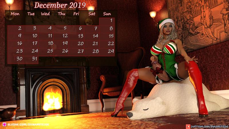December 2019 Futa Calendar
