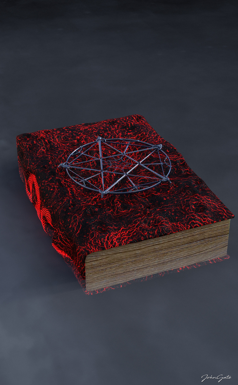 King Arthur and the Grimoire of Lust - 1