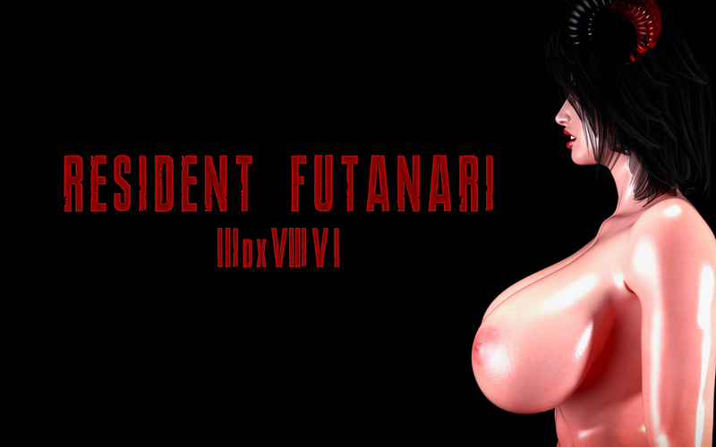 Resident Futanari
