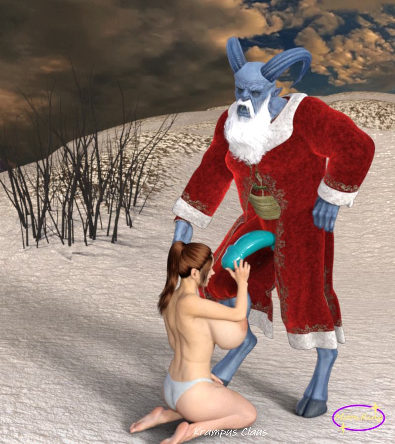 Krampus Claus