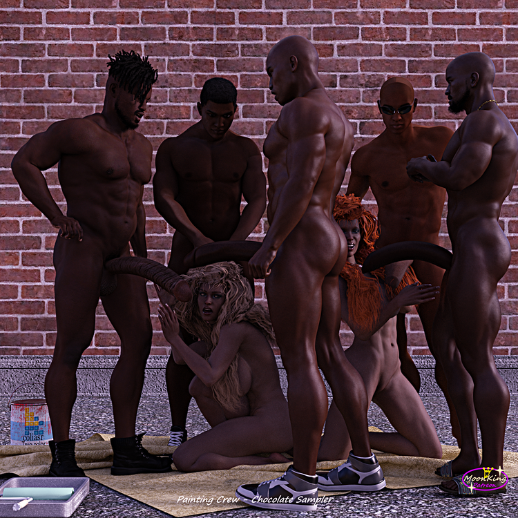 Painting Crew - Chocolate Sampler