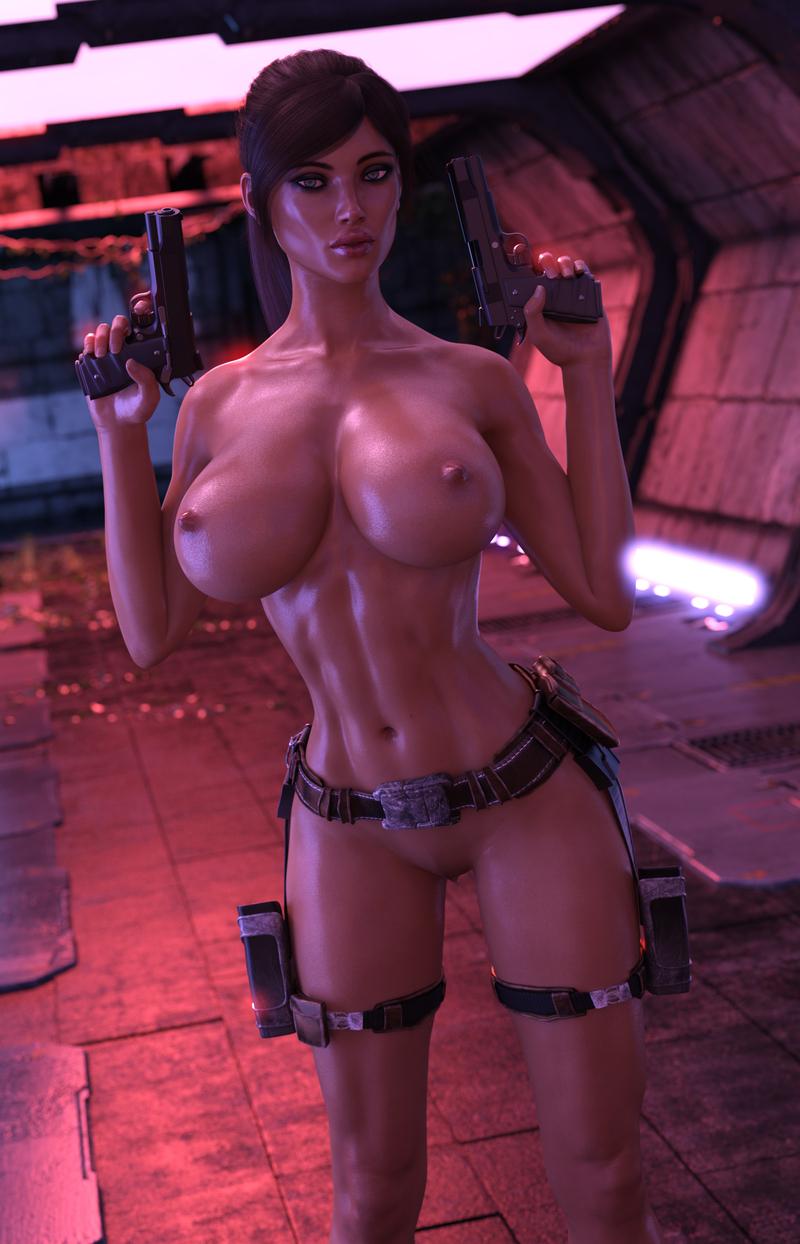 Lara Sci-Fi