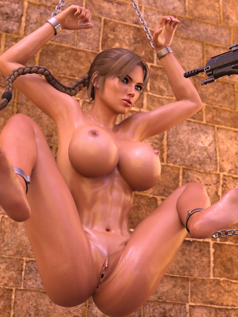 Lara Captured
