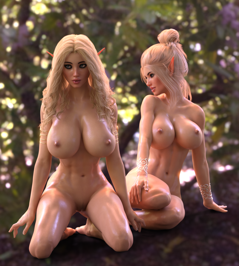 Blonde Elves