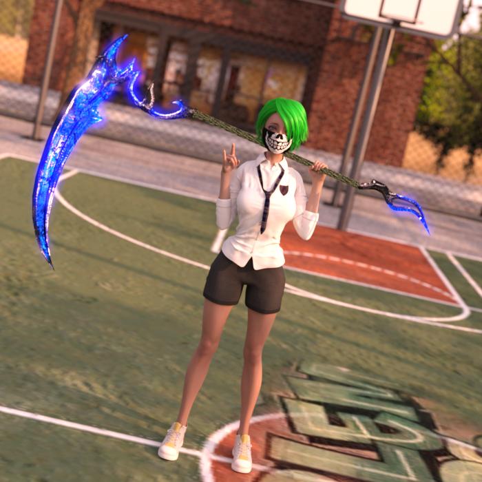 Schoolgirl Reaper