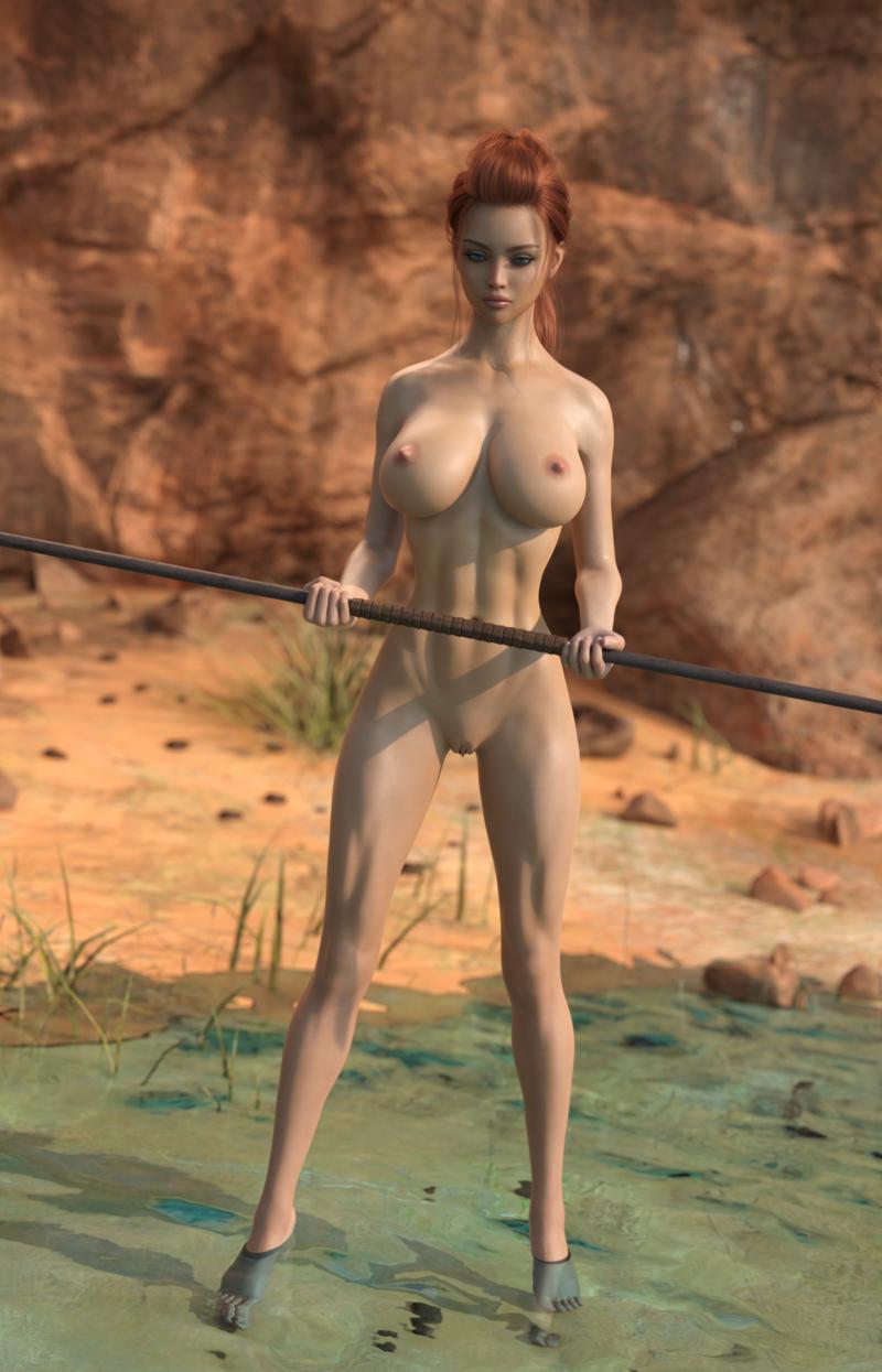 Aeryn - My Father's Spear