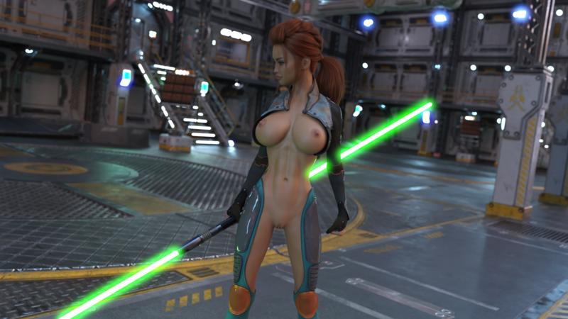 Jedi Aeryn