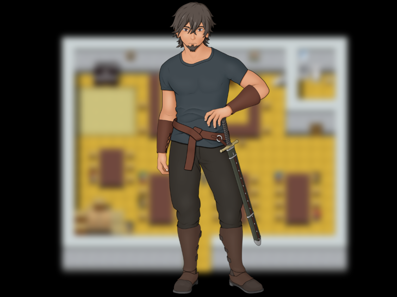 Duncan - 2nd outfit