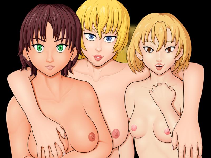 Nicci, Risa and Lidia