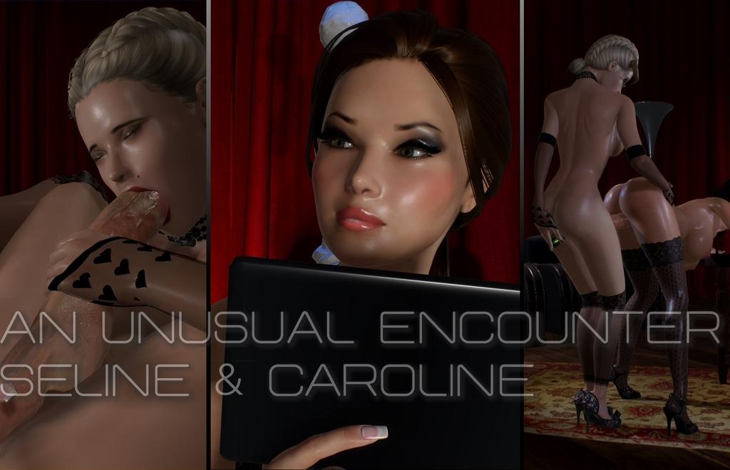 Seline & Caroline - An unusual encounter [VIDEO]