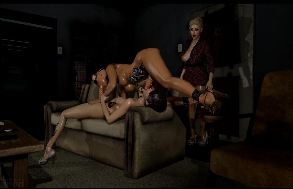 Stella, Ona & Jolie - The Devil inside [VIDEO PART 1/4]