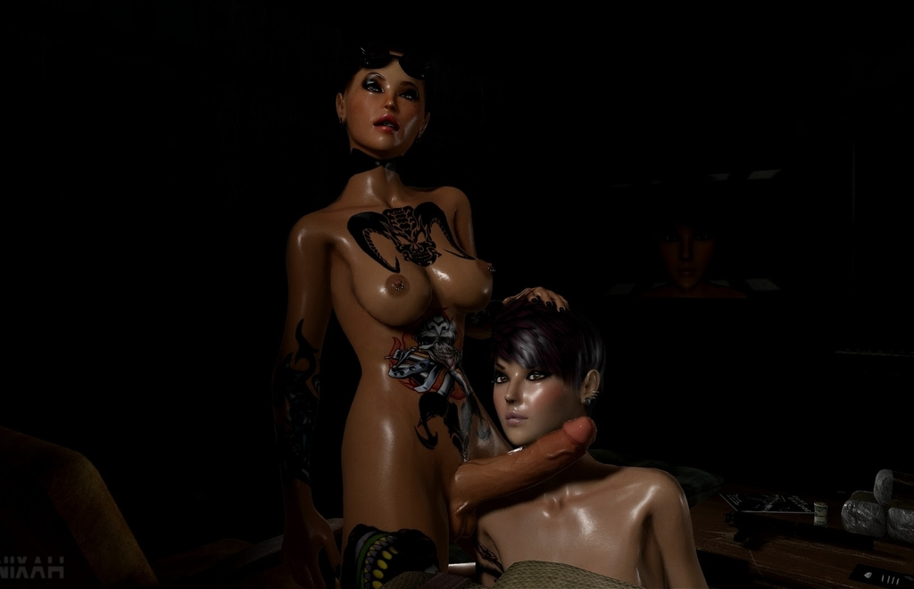 Stella, Ona & Jolie - The Devil inside [VIDEO PART 2/4]