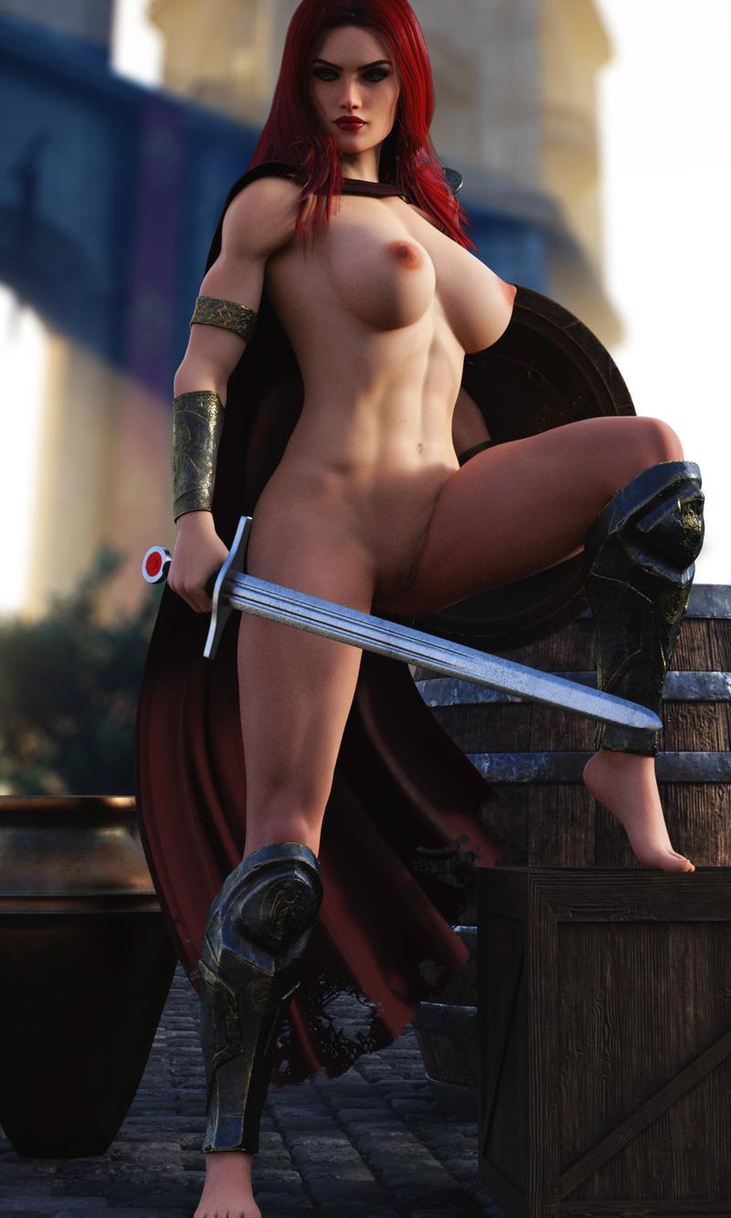Warrior-Girl