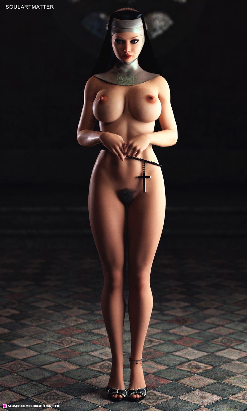 Naked Nun