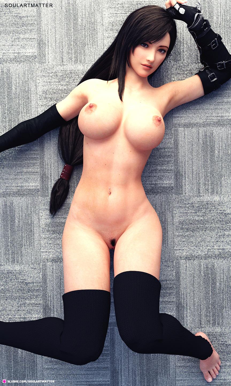 Nudity Tifa