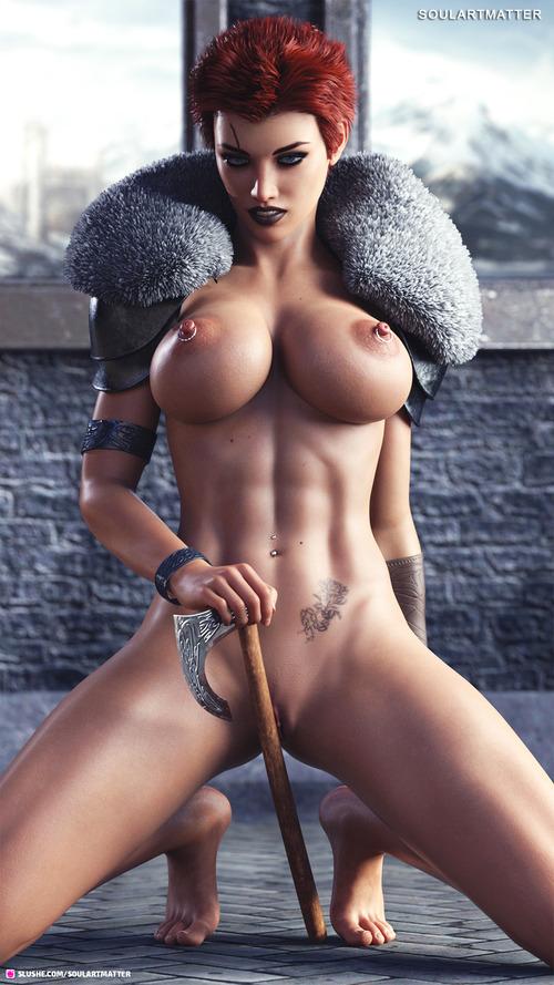 Sophia - North Warrior