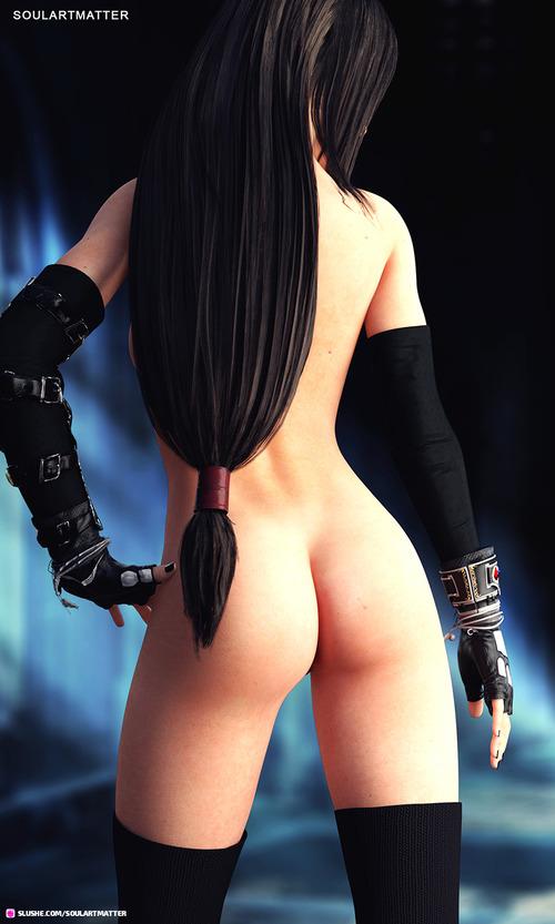 Tifa's Hot Ass