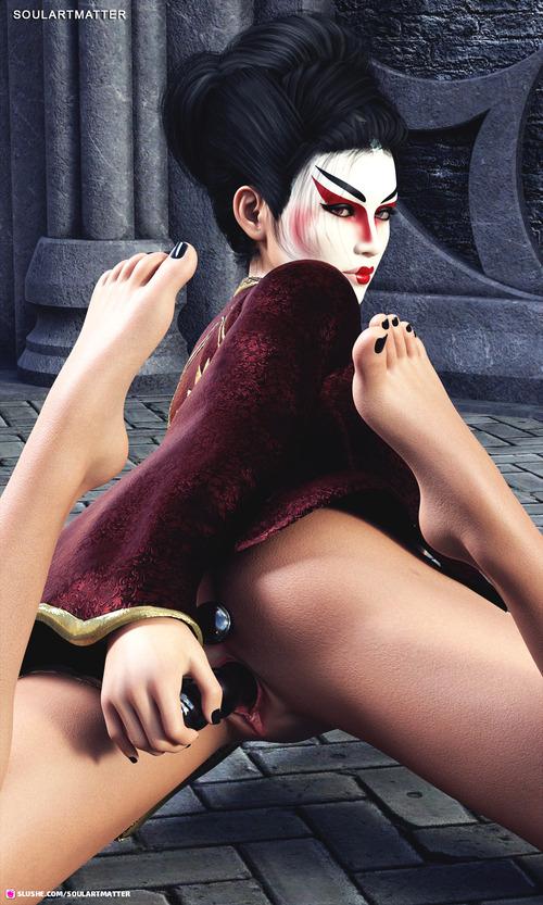 Akane, Blood Moon