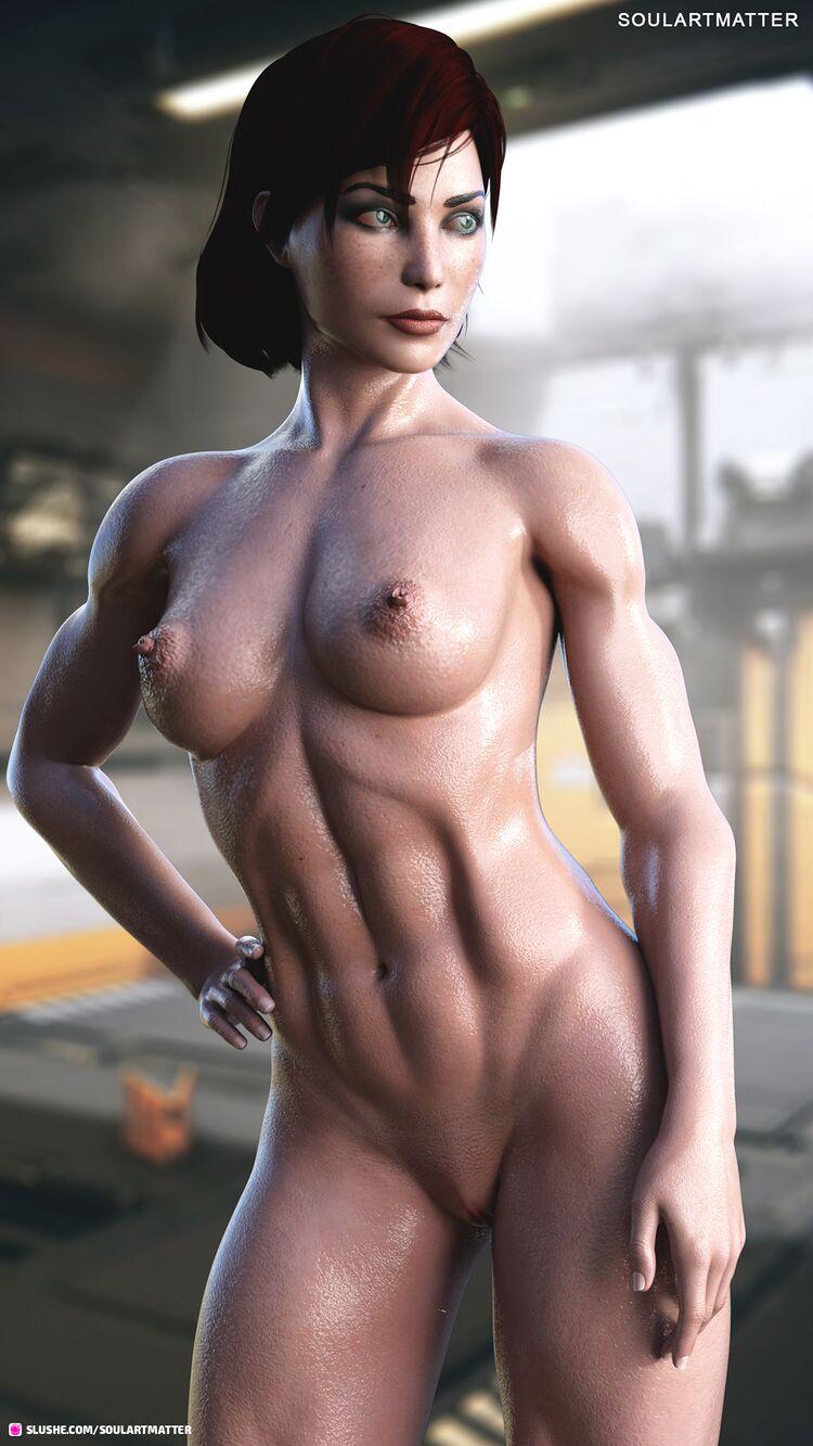 Nude Jane Shepard