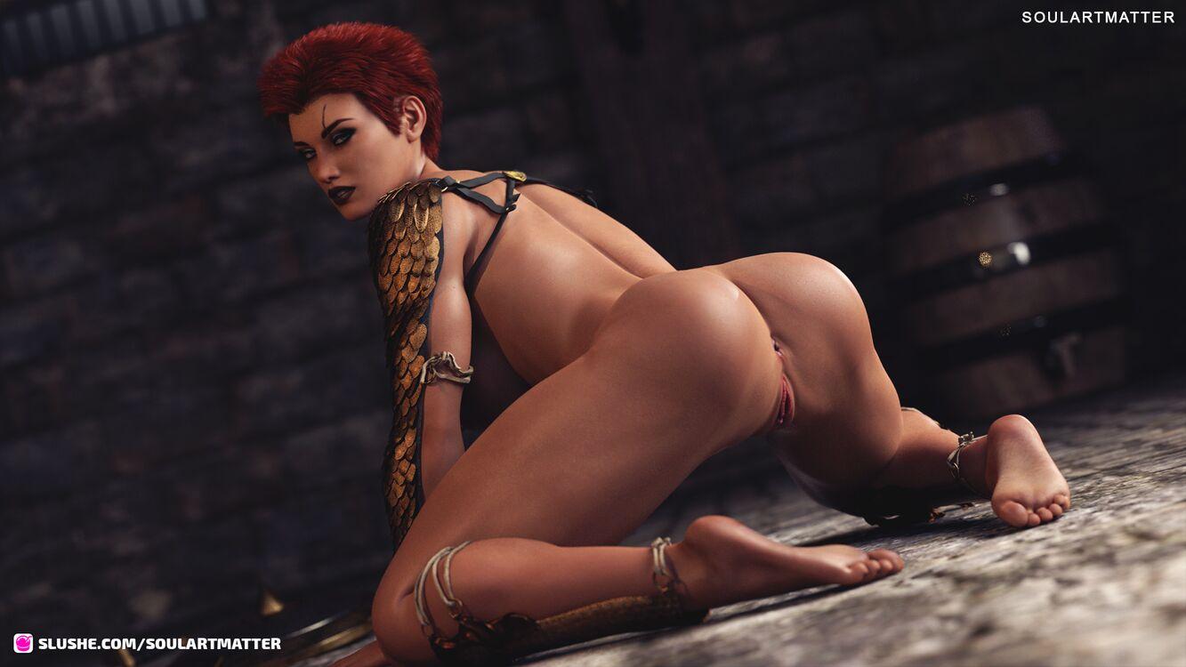 Gladiator Maiden