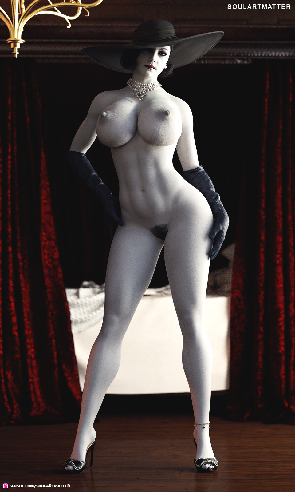 Lady Dimitrescu 2