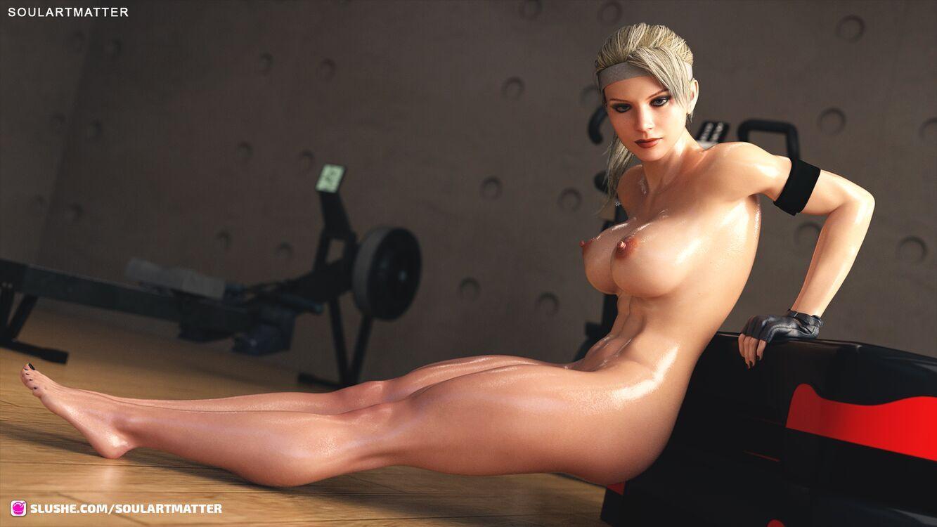 Sonya Blade - Workout 2