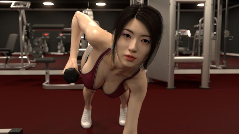 Soo-Mi - Gym