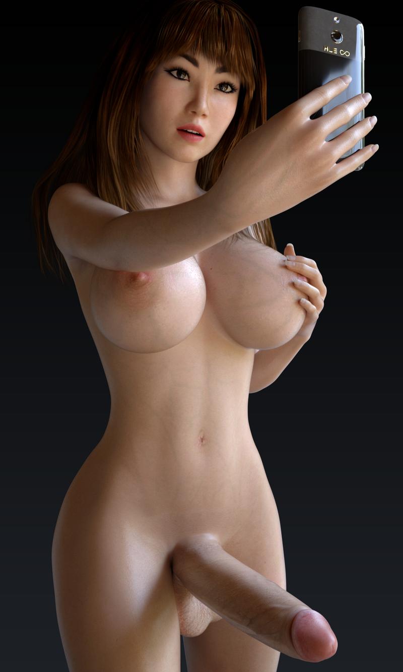 Ari - Selfie (commission)