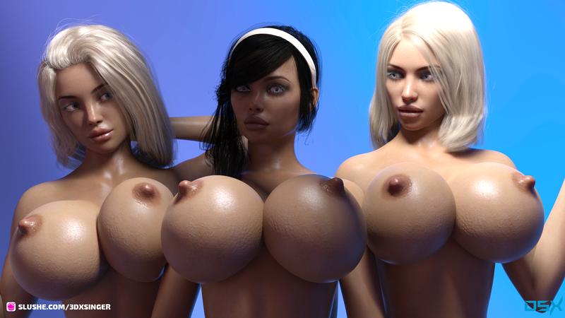 breast contest