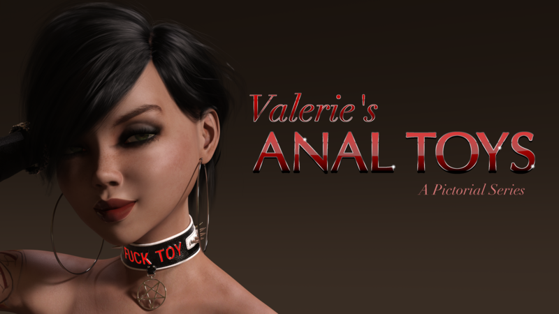 Valerie's Anal Toys Series 1