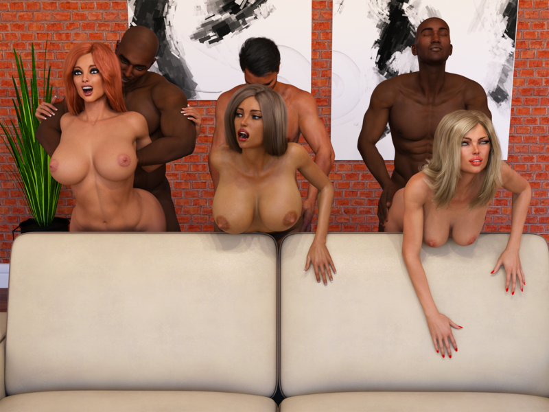 Orgy-Time! part 1