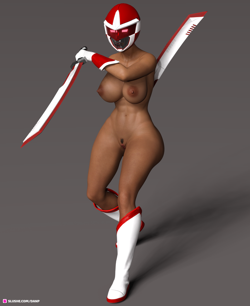 Red ranger: Adelina!