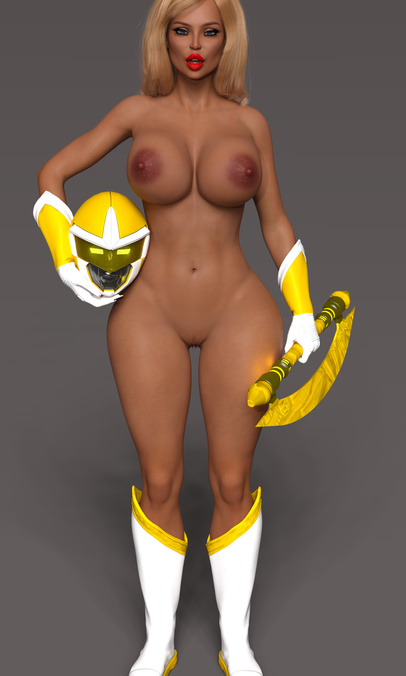 Yellow Ranger: Tatyana!
