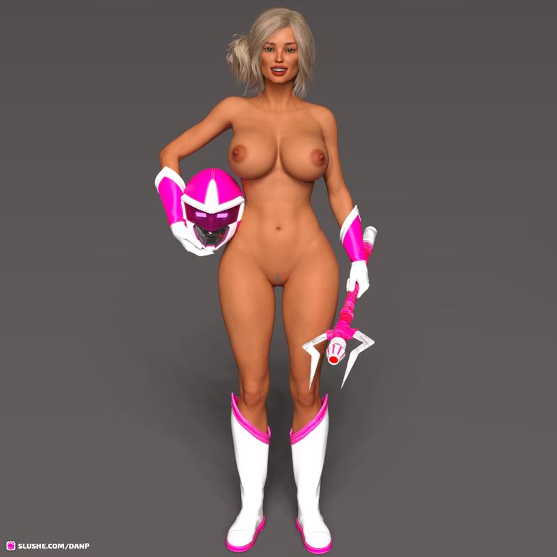 Pink Ranger: Mia!