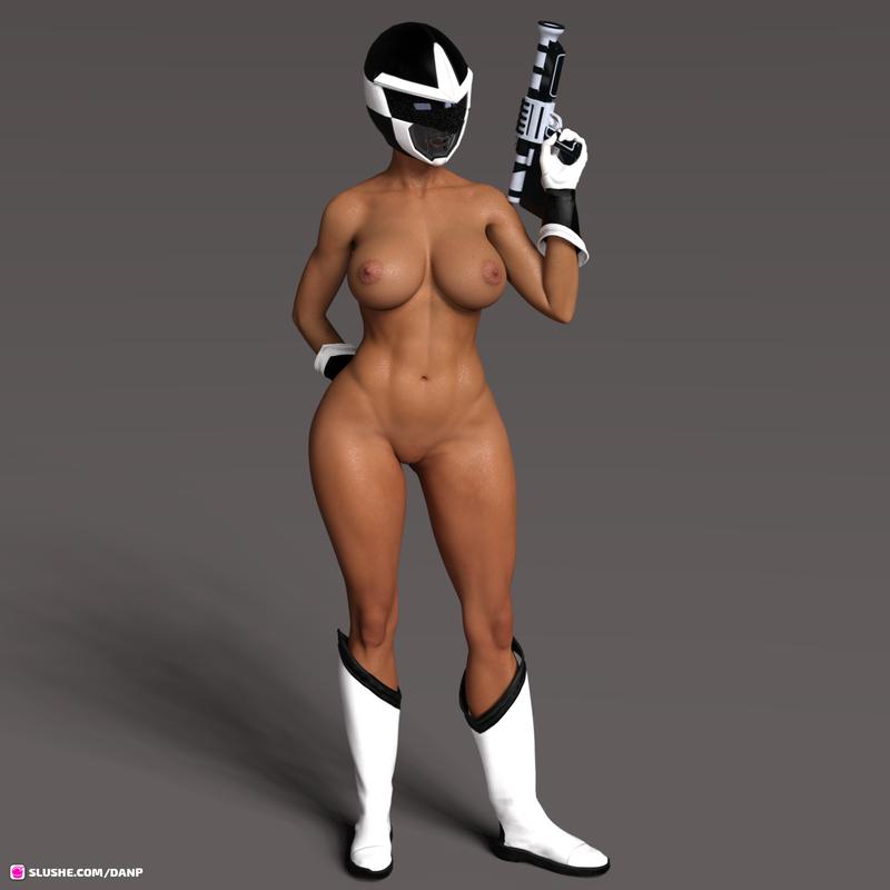 Black Ranger: Annabel!