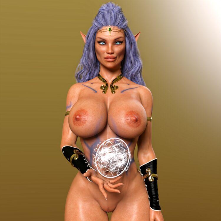 New girl: Aurellia (Fantasy character)