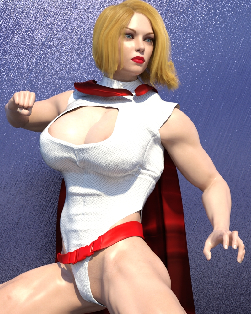 PowerGirl!