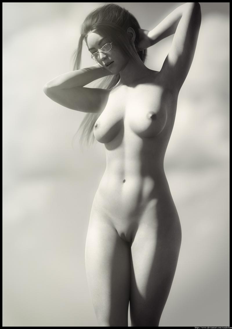 Meleah Nude Mono