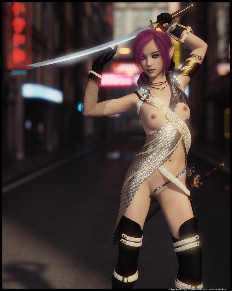 Claire - Razor Sharp
