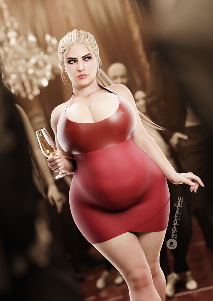 Dani: Red Dress