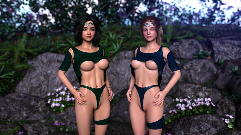 Alexa and Sofia