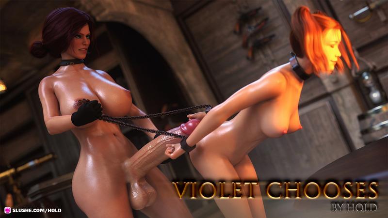 """Promo """"Violet Chooses 1&2"""""""
