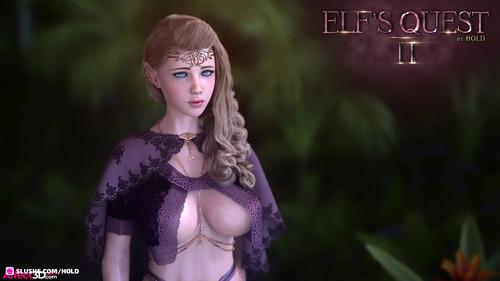 Promo for Image Set 'Elf's Quest 2'