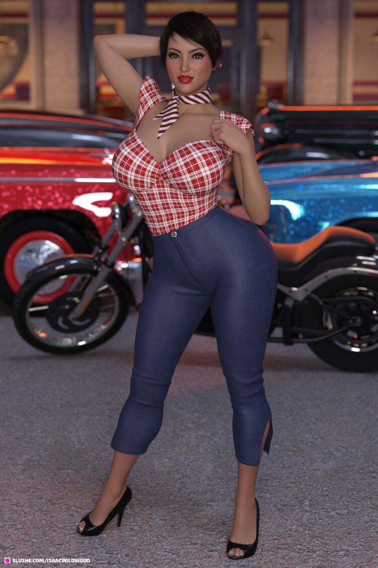 Cars, Bikes & Babes