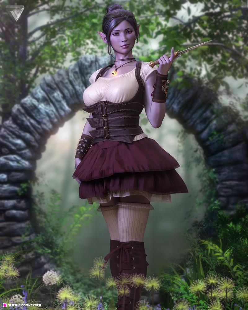 Fighting Fantasy - Avalon The Manslayer